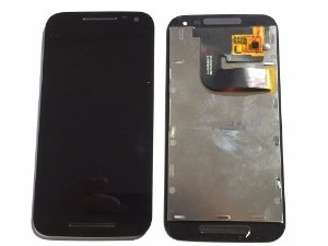 Display c/Touch XT1543 Moto G 3 preto