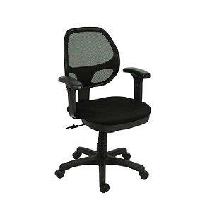 Cadeira de escritório com braços - Linha One