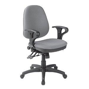 Cadeira de escritório tipo digitador - Linha Human