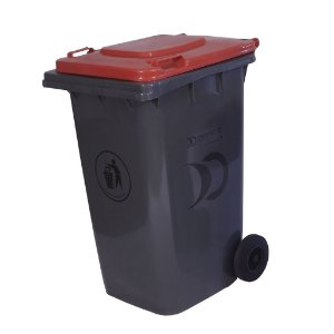 Coletora de Lixo 240 Litros - MGYY240A