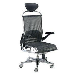 Cadeira giratória tipo Presidente POWER