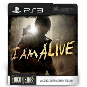 I Am Alive - PS3 - Midia Digital