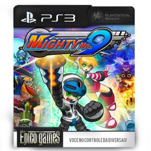 Mighty No. 9 - PS3 - Midia Digital