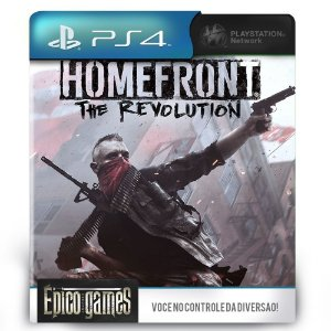 Homefront The Revolution - PS4 - Midia Digital