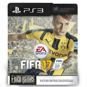 FIFA 17 - Português - PS3 - Mídia Digital