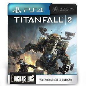 Titanfall 2 Edição Standard - PS4 - Midia Digital