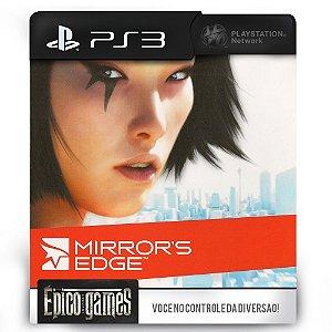 Mirror's Edge - PS3 - Midia Digital