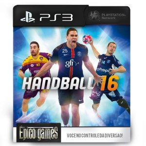 Handball 16 - PS3 - Midia Digital