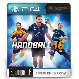 Handball 16 - PS4 - Midia Digital