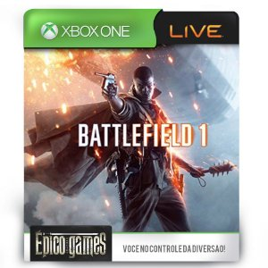Battlefield 1 - Xbox One - Midia Digital