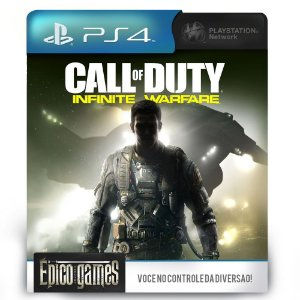 Call of Duty Infinite Warfare - PS4 - Midia Digital