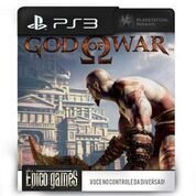 God Of War HD - PS3 - Mídia Digital