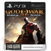 God of War Origins Collection Ghost of Sparta - PS3 - Mídia Digital