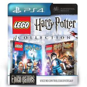 LEGO Harry Potter Collection - PS4 - Mídia Digital