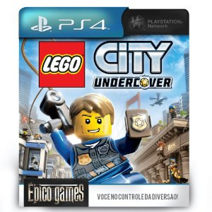 LEGO CITY Undercover - PS4 - Mídia Digital