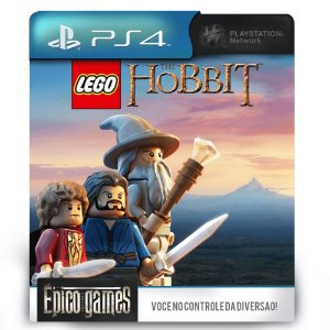 LEGO O Hobbit - PS4 - Mídia Digital