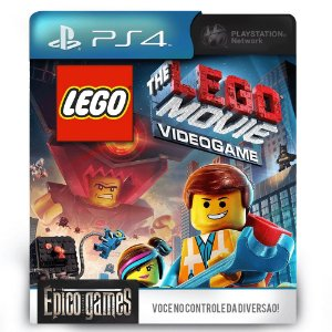 The LEGO® Movie Videogame - PS4 - Mídia Digital
