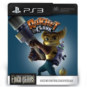 Ratchet & Clank - PS3 - Mídia Digital