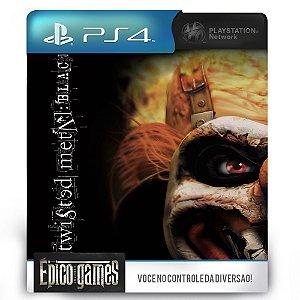 Twisted Metal Black - PS4 - Mídia Digital