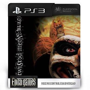 Twisted Metal Black - PS3 - Mídia Digital