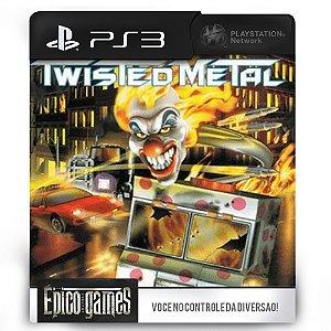 Twisted Metal (PSOne Classic) - PS3 - Mídia Digital
