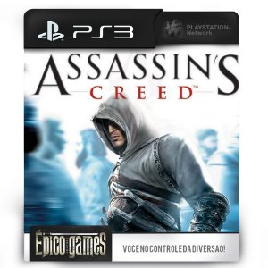 Assassin's Creed - PS3 - Mídia Digital