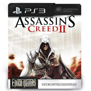 Assassin's Creed II Ultimate Edition - PS3 - Mídia Digital