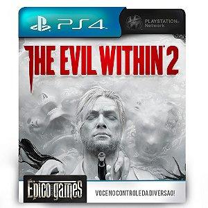 The Evil Within 2 - PS4 - Mídia Digital
