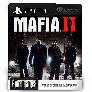 Mafia II - PS3 - Mídia Digital