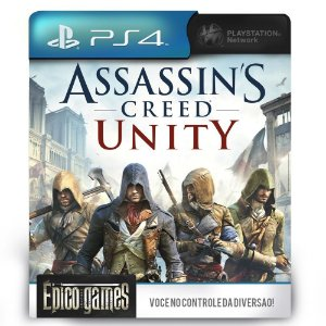 Assassin's Creed Unity - PS4 - Midia Digital
