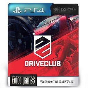 Driveclub - PS4 - Midia Digital