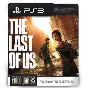 The Last Of Us - PS3 - Midia Digital