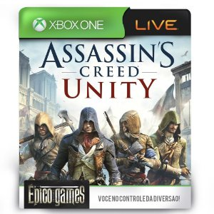 Assassin's Creed Unity - Xbox One - Midia Digital