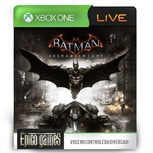 Batman Arkham Knight - Xbox One - Midia Digital