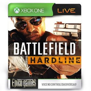 Battlefield Hardline - Xbox One - Midia Digital
