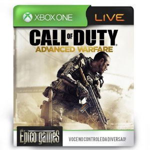 Call of Duty Advanced Warfare - Xbox One - Midia Digital
