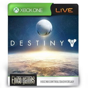 Destiny - Xbox One - Midia Digital