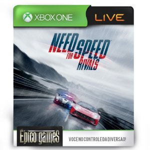 Need For Speed Rivals - Xbox One - Midia Digital