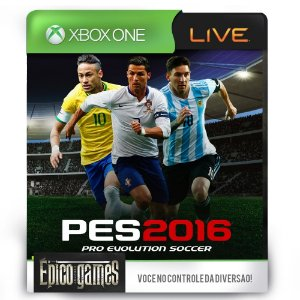 PES 2016 - Pro Evolution Soccer - Xbox One