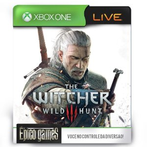 The Witcher 3 Wild Hunt - Xbox One - Midia Digital