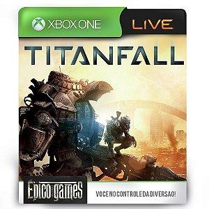 Titanfall - Xbox One - Midia Digital