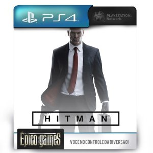 Hitman - PS4 - Midia Digital
