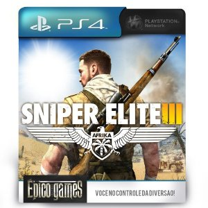 Sniper Elite 3 Ultimate Edition - PS4 - Midia Digital
