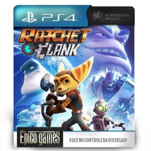 Ratchet & Clank - PS4 - Midia Digital