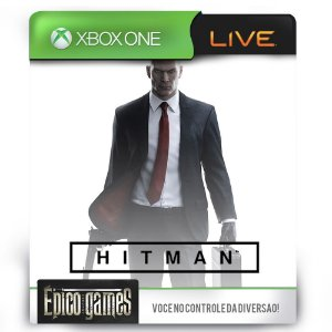 Hitman - Xbox One - Midia Digital