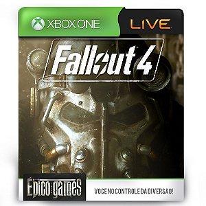 Fallout 4 - Xbox One - Midia Digital