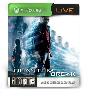 Quantum Break - Xbox One - Midia Digital