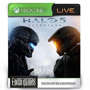 Halo 5 Guardians - Xbox One - Midia Digital