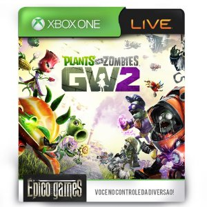 Plants vs. Zombies Garden Warfare 2 - Xbox One - Midia Digital