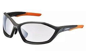 Óculos Shimano S71x-ph Verde Fosco / Laranja Fotocromático ECES71XPHMGD
